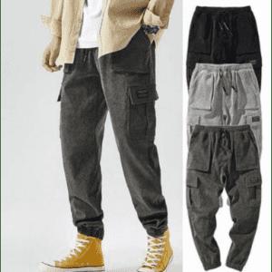 Men's Cargo Pants: 2 for $19