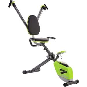Stamina Wonder Exercise Bike with Upper Body Strength System for $219
