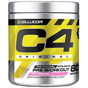 Cellucor C4 Original Pre Workout Powder Pink Lemonade| Vitamin C for Immune Support | Sugar Free Preworkout for $43