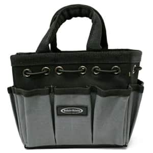 McGuire-Nicholas Mighty Bag Compact Tool Storage Tote, 7-Inch, Grey for $17