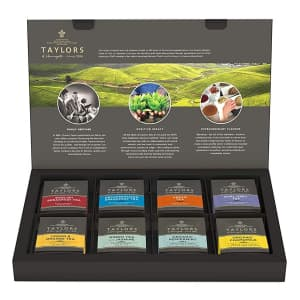 Taylors of Harrogate Assorted Specialty Teas 48-Count Box for $11 via Sub & Save