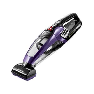 BISSELL Pet Hair Eraser Lithium Ion Cordless Hand Vacuum, Purple for $78