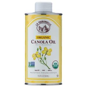 La Tourangelle 16.9-oz. Organic Canola Oil for $5.18 via Sub & Save