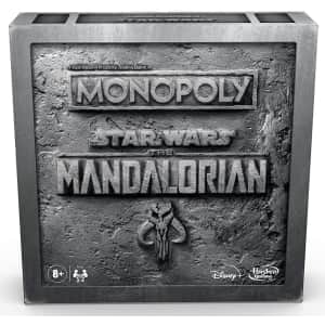 Monopoly: Star Wars The Mandalorian Edition Board Game for $27