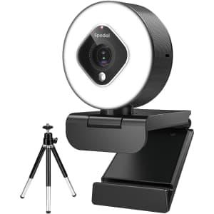 Spedal AF962 1080p HD Webcam for $43