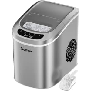 Costway 26-lb Countertop Ice Maker for $120