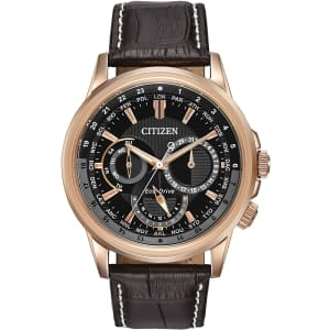 Citizen Men's Eco-Drive Stainless Steel Watch for $296