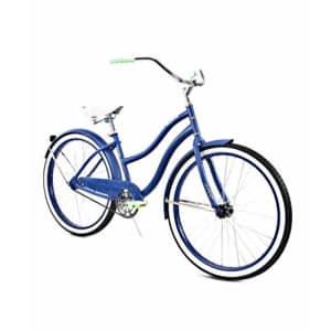 "Huffy 26"" Cranbrook Women's Comfort Cruiser Bike, Blue for $200"