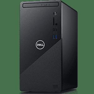 Dell Inspiron 10th-Gen. i3 Desktop PC w/ 256GB SSD for $343