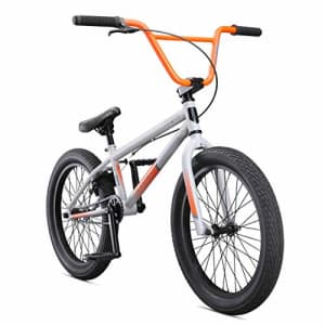 Mongoose Legion L20 Freestyle BMX Bike Line for Beginner-Level to Advanced Riders, Steel Frame, for $350