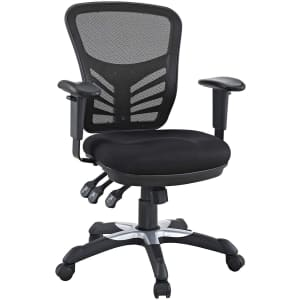 Modway Articulate Ergonomic Mesh Office Chair for $167