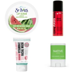Personal Care Items at Target: Buy 3, get 1 free