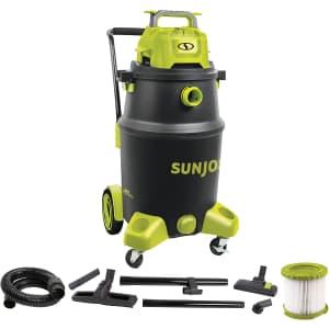 Sun Joe 16-Gallon HEPA Wet/Dry Shop Vacuum for $90