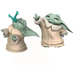 Hasbro Star Wars The Bounty Collection The Child Collectible Toys 2-Pack for $14