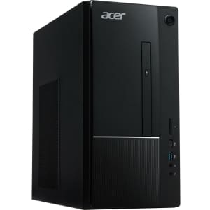 Acer Aspire 10th-Gen. Comet Lake i3 Desktop PC for $308 in cart