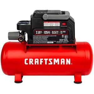 Craftsman 2-Gallon Portable Air Compressor for $139