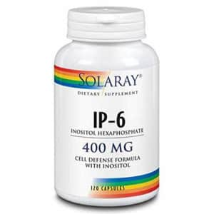 Solaray IP-6 w/Inositol, Capsule (Btl-Plastic) 400mg | 120ct for $27