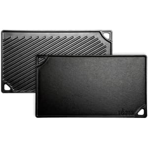 Lodge Pre-Seasoned Cast Iron Reversible Grill/Griddle for $30
