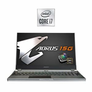 Gigabyte [2020] AORUS 15G (WB) Performance Gaming Laptop 15.6-inch FHD 240Hz IPS, GeForce RTX 2070 Max-Q, for $2,800
