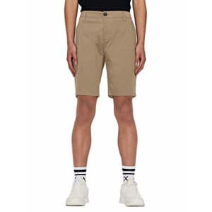 A|X Armani Exchange Men's Classic Bermuda Shorts, Fallen Rock, 40 for $18