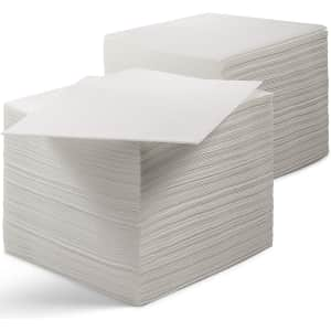 BloominGoods 200-Count Linen-Feel Disposable Napkins for $25