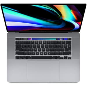 """Apple MacBook Pro with 16"""" Retina Display: from $2,399"""