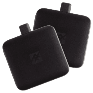 iFrogz 3,000mAh Insta-Chargers w/ USB-C or Lightning 2-Pack for $12