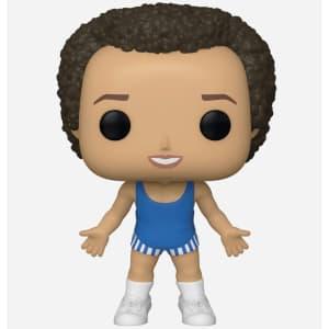 Funko Pop! Icons Richard Simmons Figure for $3