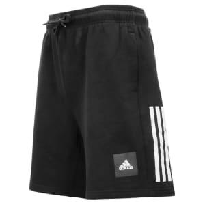 adidas Men's Fleece Shorts: 2 for $28