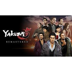 Yakuza Franchise Sale at Humble at Humble Bundle: Up to 75% off