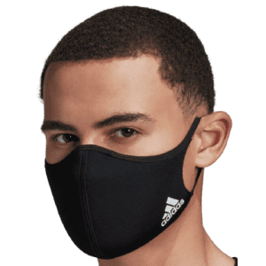 adidas Face Cover 3-Pack: 2 for $30