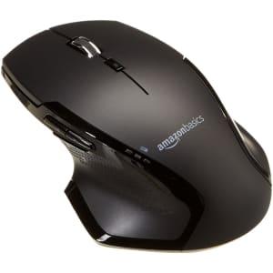 Amazon Basics Full-Size Ergonomic Wireless PC Mouse for $20