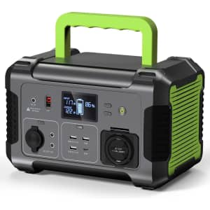 Paxcess 500W Portable Power Station for $298