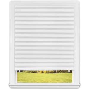 """Redi Shade 36x72"""" Pleated Paper Shade 6-Pack for $17"""