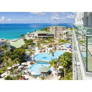 3-Night Stay at All-Inclusive St. Maarten Beach Resort w/ $50 Resort Credit through Dec. at Travelzoo: from $645 for 2