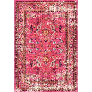 nuLOOM Anabel 5x8-Foot Area Rug for $66