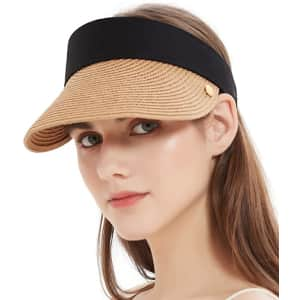 Bellivera Women's Sun Hat for $4