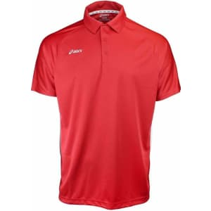 ASICS Men's or Women's Polo Shirts at eBay: from $10