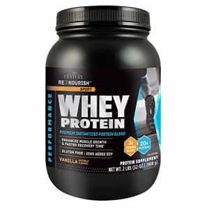21st Century Renourish Sport Protein Powder, Vanilla, 2 Pound for $34