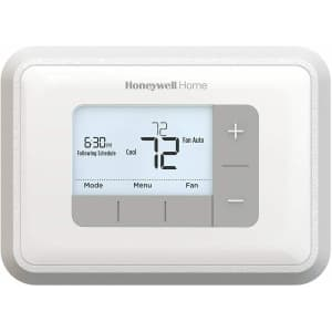 Certified Refurb Honeywell Home Programmable Thermostat for $35
