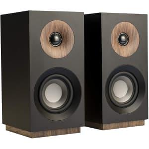 Jamo 60-Watt Bookshelf Speakers Pair for $150