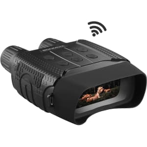 Bonmixc WiFi Night Vision Binoculars for $110