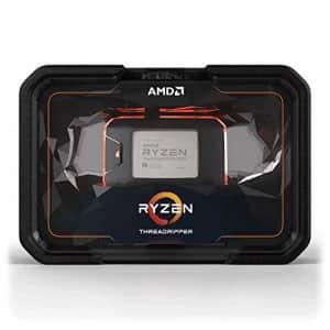 AMD YD297XAZAFWOF Ryzen Threadripper 2970WX 24 Core, 48 Thread Processor, Pack of 1 for $631
