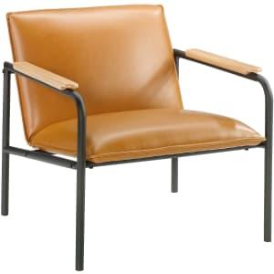 Sauder Boulevard Café Lounge Chair for $136