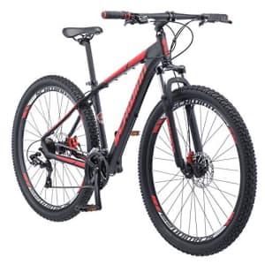 Schwinn Bonafide Mens Mountain Bike, Front Suspension, 24-Speed, 29-Inch Wheels, 17-Inch Aluminum for $456