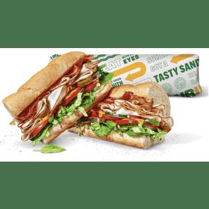Subway Coupon: Buy 1 footlong, get 50% off 2nd