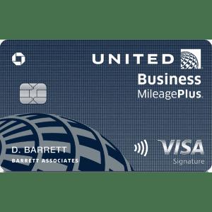 United℠ Business Card: Earn up to 150,000 bonus miles