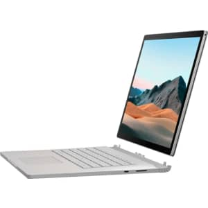 """Microsoft Surface Book 3 10th-Gen. i7 15"""" Touch 2-in-1 Laptop for $2,231"""