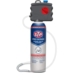 STP Pro-Series Intake Valve Cleaner for $32