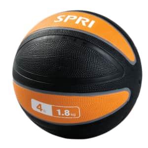 SPRI Xerball 4-lb. Medicine Ball for $20
